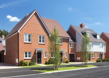 Thumbnail 3 bed terraced house for sale in Cresswell Park, Roundstone Lane, Angmering