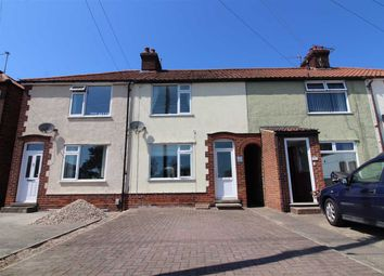 Thumbnail 2 bed terraced house for sale in Sproughton Road, Ipswich
