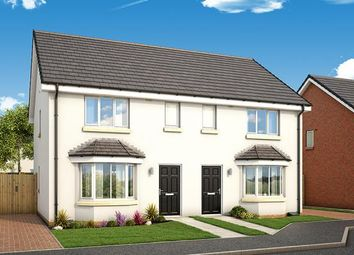 "Thumbnail 3 bed property for sale in ""The Buchanan At Abbotsway"" at Inchinnan Road, Paisley"