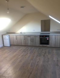 Thumbnail 1 bed flat to rent in Stamford Street, Glenfield, Leicester