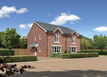 """Thumbnail 3 bed semi-detached house for sale in """"Belvoir"""" at Cherrytree Gardens, Bishopton"""