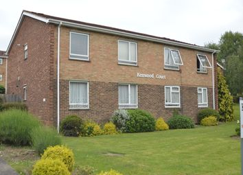 Thumbnail 2 bed flat to rent in Elmwood Crescent, Kingsbury