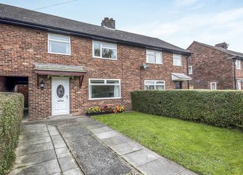 Thumbnail 3 bed terraced house for sale in Charnock Avenue, Penwortham, Preston