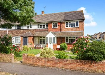 Thumbnail 4 bed semi-detached house for sale in West View, Swindon