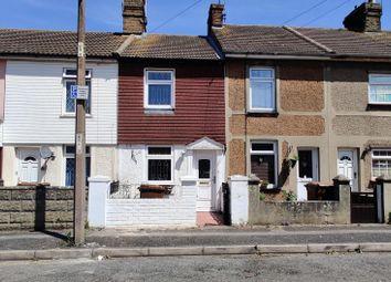 Thumbnail 2 bed property to rent in Webster Road, Rainham, Gillingham