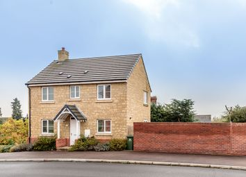 Thumbnail 3 bed detached house to rent in Meadow Rise, Lydney