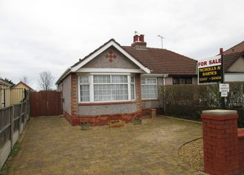 Thumbnail 3 bed semi-detached bungalow for sale in Glamis Drive, Churchtown