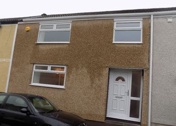 Thumbnail 3 bed terraced house for sale in Crown Street, Abertillery