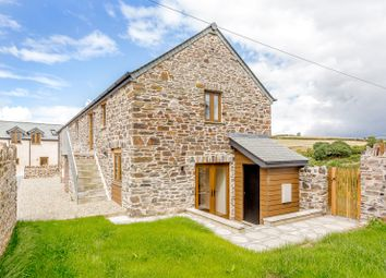 Thumbnail 3 bedroom barn conversion for sale in Warracott Farm Barns, Chillaton, Lifton, Devon