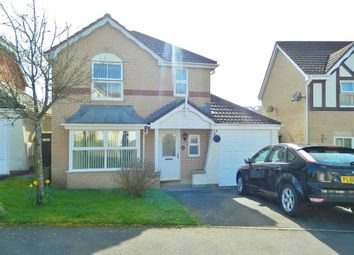 Thumbnail 4 bed detached house for sale in Meadow Rise, Townhill, Swansea