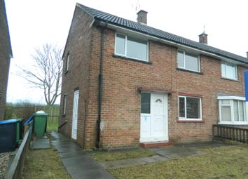 Thumbnail 2 bed terraced house to rent in Heath Road, Spennymoor