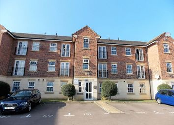 Thumbnail 2 bed flat for sale in Lion Court, Southbridge, Northampton