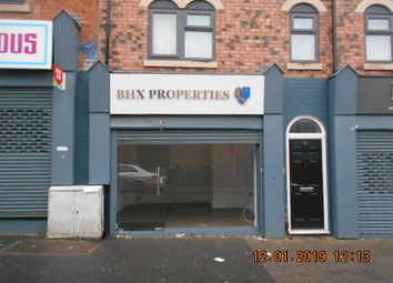 Thumbnail Retail premises to let in Charles Road, Small Heath