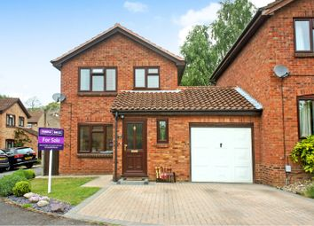 Thumbnail 3 bed link-detached house for sale in Berkeley Crescent, Camberley