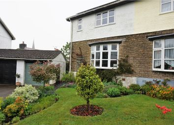 Thumbnail 3 bed semi-detached house for sale in The Rodings, Liskeard