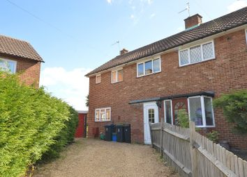 Thumbnail 3 bed semi-detached house to rent in Selby Close, Chessington, Surrey