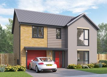 "Thumbnail 4 bed detached house for sale in ""The Norbury"" at Highfield Lane, Rotherham"