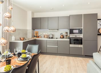 Thumbnail 2 bed flat for sale in Upton Gardens, Upton Park, London