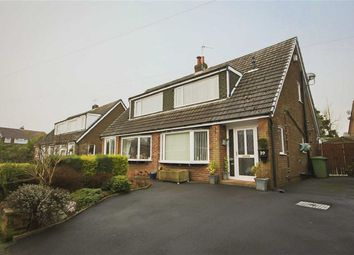Thumbnail 2 bed semi-detached bungalow for sale in Somerset Road, Rishton, Blackburn