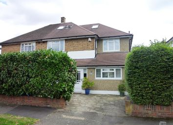 Thumbnail 6 bed semi-detached house for sale in Timbercroft, Epsom, Surrey.