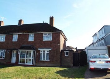 Thumbnail 3 bed end terrace house for sale in Bury Green Road, Cheshunt, Waltham Cross, Hertfordshire