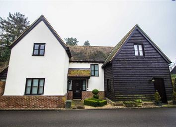 Thumbnail 3 bed detached house for sale in Hamels Park Barns, Buntingford, Hertfordshire