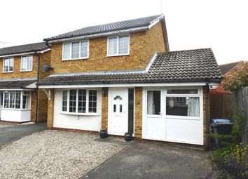 Thumbnail 3 bedroom detached house for sale in Baker Road, Ipswich, Suffolk