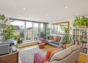 Thumbnail 3 bed flat for sale in Dunston Road, London