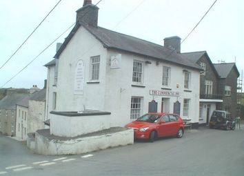 Thumbnail Commercial property for sale in The Commercial Inn, Cilcennin, Lampeter, Ceredigion