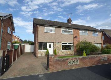 Thumbnail 3 bed semi-detached house for sale in Birch Avenue, Crewe