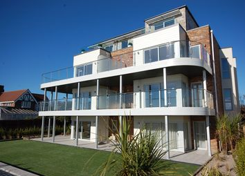 Thumbnail 1 bed flat for sale in Boscombe Overcliff Drive, Bournemouth