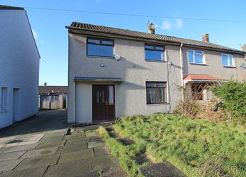Thumbnail 3 bed end terrace house for sale in Bonscale Crescent, Middleton, Manchester