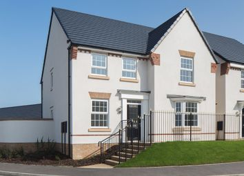 "Thumbnail 4 bedroom detached house for sale in ""Holden"" at St. Brides Road, Wick, Cowbridge"