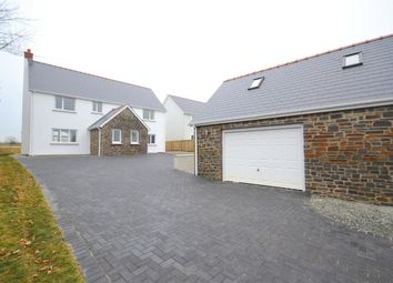 Thumbnail 4 bed detached house for sale in Plot 3 New Road, Hook, Haverfordwest, Pembrokeshire