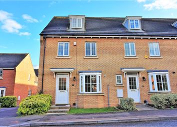 Thumbnail 4 bed end terrace house for sale in Epping Way, Witham