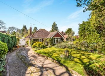 Thumbnail 3 bed bungalow for sale in Cranleigh, Surrey