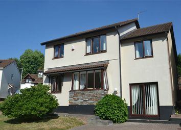 Thumbnail 4 bed detached house for sale in Woodland Close, Barnstaple