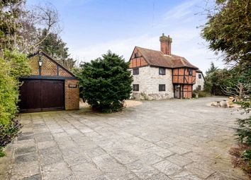Thumbnail 4 bed detached house for sale in Manor Way, Lee-On-The-Solent, Hampshire, United Kingdom