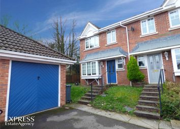 Thumbnail 3 bed semi-detached house for sale in Plas Y Mynach, Radyr, Cardiff, South Glamorgan