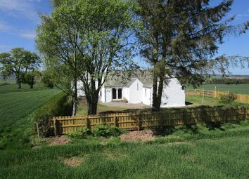 Thumbnail 3 bed farmhouse to rent in Carrum Farm House, Madderty, Perthshire