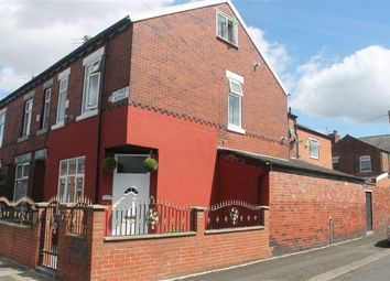 Thumbnail 4 bedroom end terrace house for sale in Cuthbert Avenue, Levenshulme, Manchester