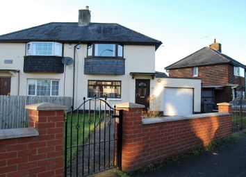 Thumbnail 2 bed semi-detached house for sale in Jellicoe Avenue, Belfast