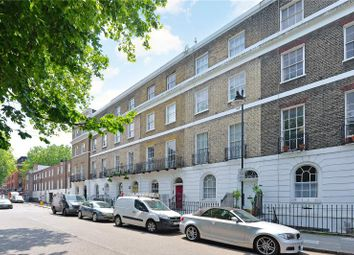 Thumbnail 3 bed flat for sale in Wilmington Square, London