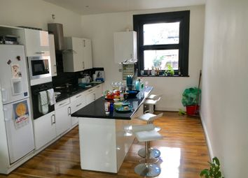 Thumbnail 3 bed duplex to rent in Kyverdale Road, London