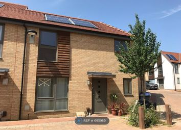 3 bed end terrace house to rent in Knot Tiers Mews, Upton, Northampton NN5