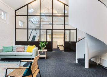 Thumbnail 3 bedroom flat to rent in Burlington Lodge Studios, 48 Rigault Road, Fulham, London