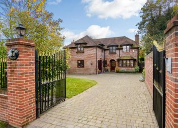Thumbnail 4 bed detached house for sale in Beech Hill, Hadley Wood
