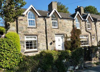 Thumbnail 3 bed property for sale in Tai'n Lon, Clynnogfawr, Caernarfon.