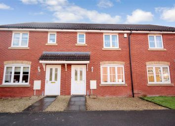 Thumbnail 3 bed terraced house for sale in Halton Crescent, Wroughton, Swindon