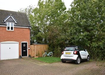Thumbnail 2 bed maisonette to rent in Birch Close, Cranfield